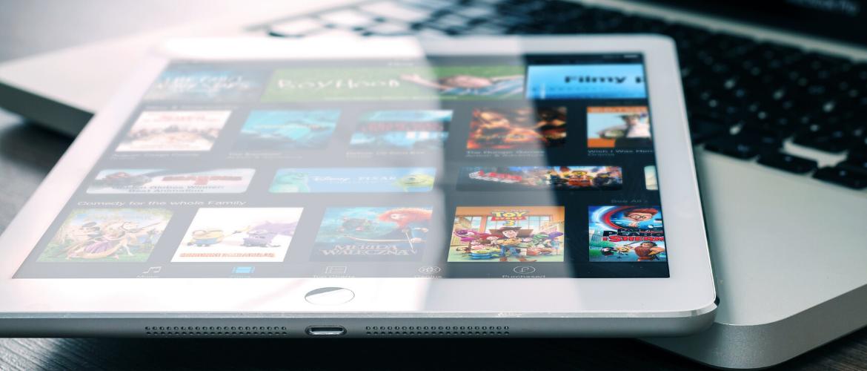 Steeds meer mensen nemen meerdere abonnementen op streamingsdiensten